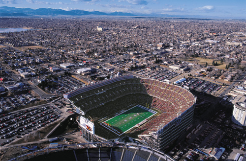 Old Mile High Stadium Seats http://dmbalmanac.com/venuestats.asp?vid=1129